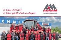 25. výročí vzniku firmy Agram.DE