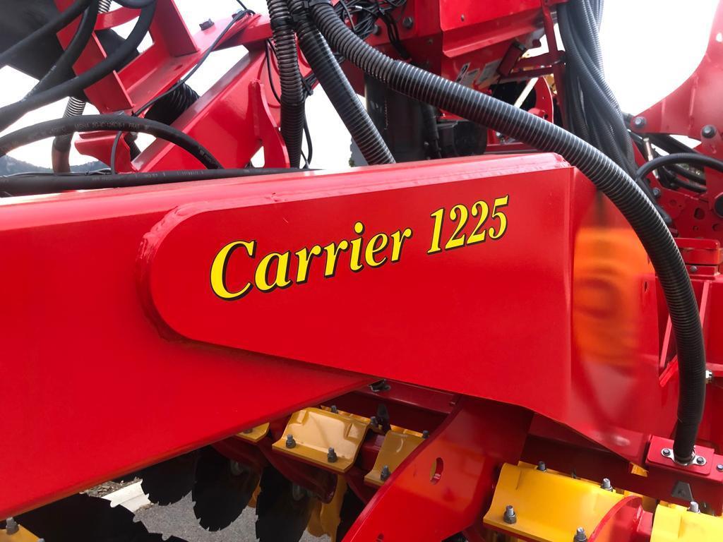 VÄDERSTAD - Carrier 1225 + Biodrill 360
