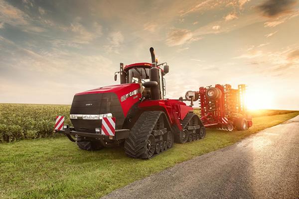 Traktory Case IH